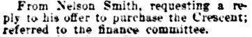 Vancouver Daily World, Wednesday, May 27, 1903, page 4, column 3 [city council meeting].