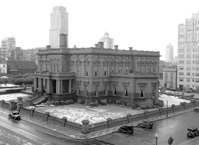 Pacific Union Club, 1932; OpenSFHistory; http://opensfhistory.org/Image/300/wnp14.2411.jpg.