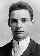 Robert Edward Stark [Edward Robert Stark] (cropped); ancestry.ca. [Photograph by W. Still, opposite Mill Street, Orangeville, Ontario].