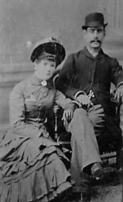 Robert Wilson and Ann Sinclair Barlow; Ancestry.ca.