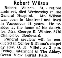 Vancouver Sun, July 4, 1940, page 10, column 4; https://news.google.com/newspapers?id=zzRlAAAAIBAJ&sjid=TIkNAAAAIBAJ&pg=4417%2C444621.