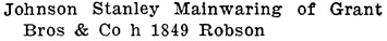 Henderson's City of Vancouver and North Vancouver Directory, 1909, page 774.