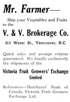 The Fruit Magazine, May 19, 1910, page 24, column 1; https://archive.org/stream/n1to12fruitmag01vancuoft#page/n225/mode/1up.
