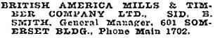 Henderson Winnipeg Directory, 1911, page 490; http://peel.library.ualberta.ca/bibliography/921.3.12/508.html.