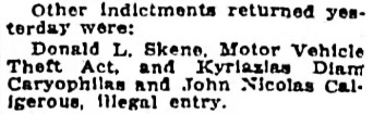 The Los Angeles Times, November 13, 1925, page 27, column 3.
