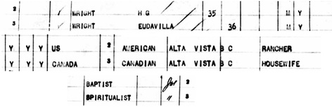 Ancestry.com. Canadian Passenger Lists, 1865-1935 [database on-line]. Provo, UT, USA: Ancestry.com Operations Inc, 2010. Passenger Lists, 1865–1935. Microfilm Publications T-479 to T-520, T-4689 to T-4874, T-14700 to T-14939, C-4511 to C-4542. Library and Archives Canada, n.d. RG 76-C. Department of Employment and Immigration fonds. Library and Archives Canada Ottawa, Ontario, Canada.