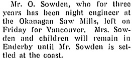 Enderby Press and Walker's Weekly, August 16, 1917, page 1, column 1; https://open.library.ubc.ca/collections/bcnewspapers/xenderby/items/1.0179100#p0z-4r0f: