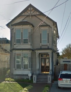 1410 Santa Clara Street, Alameda, California; Google Streets, searched March 21, 2017; image dated January 2015.
