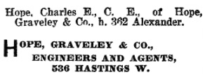 Henderson's BC Gazetteer and Directory, 1898, pages 567-568.