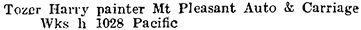 Henderson's Vancouver Directory, 1920, page 984.