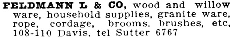 Crocker-Langley San Francisco Directory, 1916, page 682; https://archive.org/stream/crockerlangleysa1916sanfrich#page/682/mode/1up.