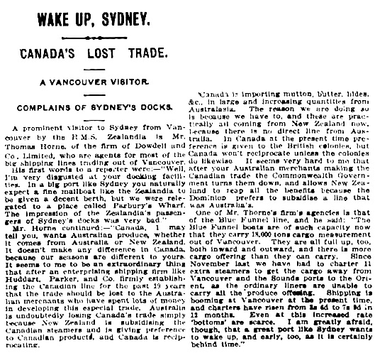 The Sun (Sydney, New South Wales), May 14, 1912, page 8, https://trove.nla.gov.au/newspaper/article/228865221.