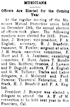 The British Columbia Federationist (Vancouver Trades and Labor Council and B.C. Federation of Labor), December 18, 1914, page 3, column 4; https://open.library.ubc.ca/collections/bcnewspapers/bcfed/items/1.0345003#p2z-1r0f: