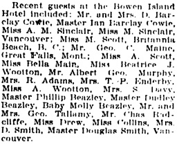 Vancouver Daily World, July 24, 1916, page 5, column 4.