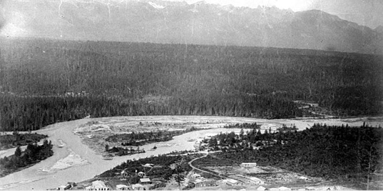 Golden, British Columbia, 1890; British Columbia Archives, Item A-09286; http://search.bcarchives.gov.bc.ca/golden-43.
