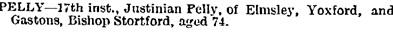 Bury and Norwich Post (Bury Saint Edmunds, England), Tuesday, February 28, 1893, page 5.