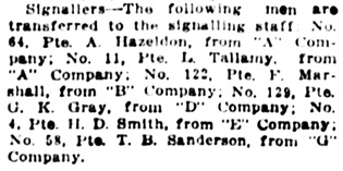 Vancouver Daily World, May 20, 1911, page 10, column 4.