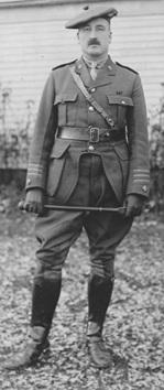 Lieutenant Colonel Leach, 231st Battalion, Canadian Expeditionary Force, 1917; Vancouver City Archives; Mil P87.5; http://searcharchives.vancouver.ca/lieutenant-colonel-leach-231st-battalion-canadian-expeditionary-force.