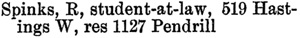 Williams' Official BC Directory, 1894, page 541.