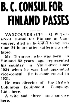 Nanaimo Daily News, April 29, 1940, page 3, column 4.