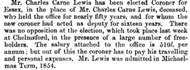 The Law Journal, Volume 17, August 19, 1882, page 454, column 1; https://books.google.ca/books?id=81lNAQAAMAAJ&pg=PA454#v=onepage&q&f=false.