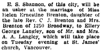 The Daily News (New Westminster, British Columbia), June 19, 1911, page 8, column 2; https://open.library.ubc.ca/collections/bcnewspapers/nwdn/items/1.0317676#p7z0r0f: