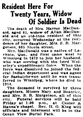 Vancouver Province, March 18, 1926, page 3.