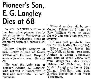 Vancouver Sun, December 12, 1958, page 32, column 1 [original includes photograph]; https://news.google.com/newspapers?id=jpJlAAAAIBAJ&sjid=CYoNAAAAIBAJ&pg=2676%2C2897797.