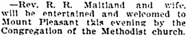 Vancouver Daily World, June 16, 1896, page 2, column 2.