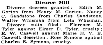 The Oregon Daily Journal (Portland, Oregon), August 12, 1920, page 3, column 2.