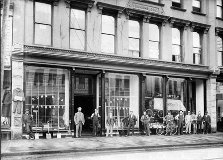 Dunn & Co. Hardware, Cordova Street, 1896, Vancouver City Archives, CVA 319-03; https://searcharchives.vancouver.ca/dunn-co-hardware-cordova-street-vancouver.