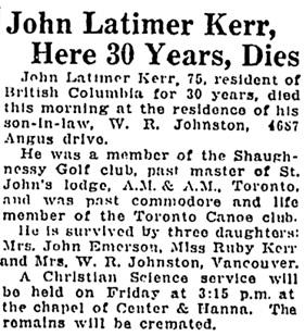 Vancouver Sun, February 14, 1929, page 22, column 8 [edited image]; https://news.google.com/newspapers?id=fy1lAAAAIBAJ&sjid=wogNAAAAIBAJ&pg=3774%2C5286358.