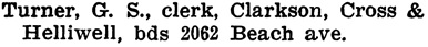 Henderson's City of Vancouver Directory, 1905, page 458.