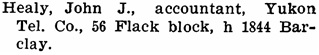 Henderson's BC Gazetteer and Directory, 1903, page 702 [edited image].