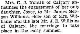 Lethbridge Herald, December 28, 1937, page 8; https://lethbridgeherald.newspaperarchive.com/lethbridge-herald/1937-12-28/page-8/.