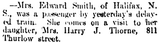 Vancouver Daily World, March 9, 1899, page 7, column 3.