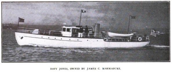 Motor Boating Magazine, September 1908, Volume 2, Number 4, page 6; https://books.google.ca/books?id=FJXuJv52K-4C&pg=PA6#v=onepage&q&f=false.