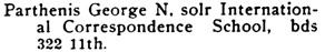 Toledo, Ohio, City Directory, 1904, page 1181, column 2.
