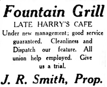 Vancouver Daily World, May 2, 1910, page 10, column 3.