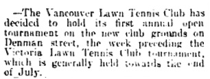 Vancouver Daily World, April 6, 1898, page 5, column 5.