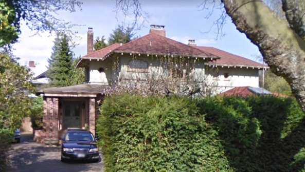 3937 Angus Drive, Vancouver, British Columbia, Canada; Google Streets, searched January 8, 2018; image dated April 2009.