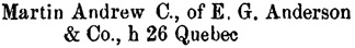 Henderson's BC Gazetteer and Directory, 1891, page 673 (Victoria).