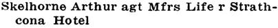 Henderson's Victoria Directory, 1921, page 528.