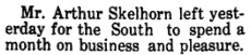 Omineca Herald, August 19, 1911, page 9, column 2; https://open.library.ubc.ca/collections/bcnewspapers/omineca/items/1.0082718#p8z-1r0f: