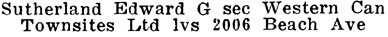 Henderson's Greater Vancouver Directory, 1911, Part 2, page 1134.