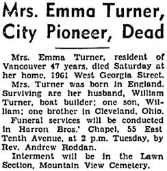 Vancouver Sun, December 27, 1937, page 3, column 4; https://news.google.com/newspapers?id=MDFlAAAAIBAJ&sjid=G4kNAAAAIBAJ&pg=5068%2C3862321.