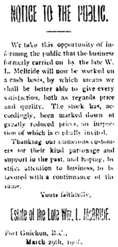 The Delta Times (Ladner, British Columbia), May 5, 1906, page 2, column 4; https://open.library.ubc.ca/collections/bcnewspapers/delttime/items/1.0080190#p1z-3r0f: