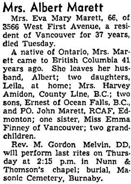Vancouver Sun, August 5, 1942, page 15, column 1; https://news.google.com/newspapers?id=BDNlAAAAIBAJ&sjid=OIkNAAAAIBAJ&pg=2420%2C4135382.