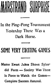 Vancouver Daily World, Tuesday, February 18, 1902, page 7, column 4.