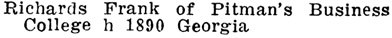 Henderson's Greater Vancouver Directory, 1911, Part 2, page 1044.